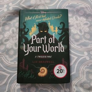 Disney part of your world novel